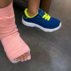 Consulta ortopedia infantil