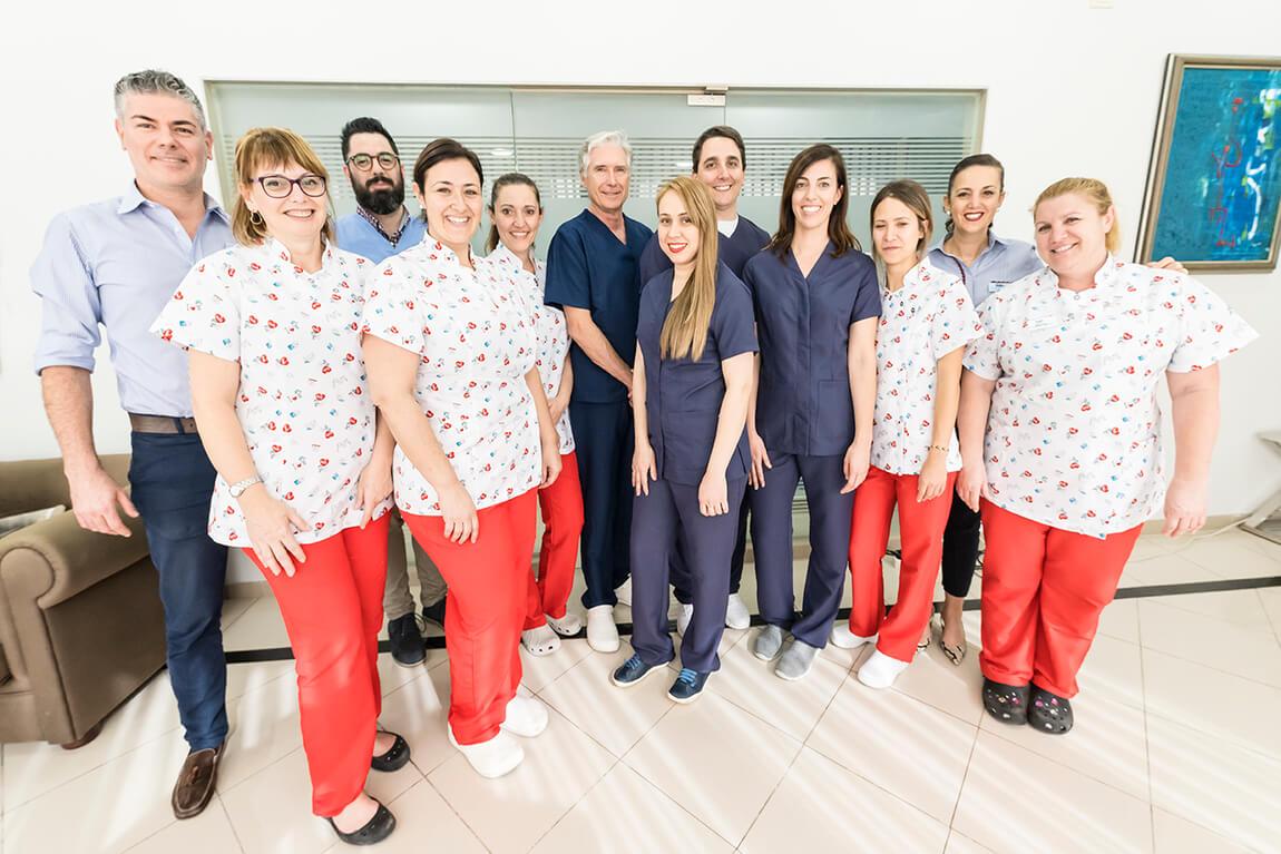 Centros de Calidad Dental Team